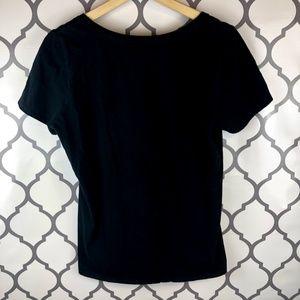 Nike Tops - 🌻3/$15🌻 The Nike Tee Black Athletic T-Shirt